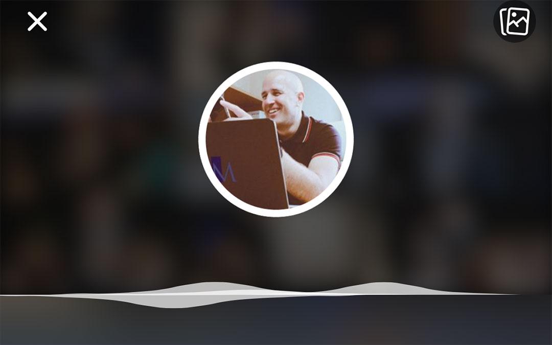 Facebook Live Audio - Neil Martin