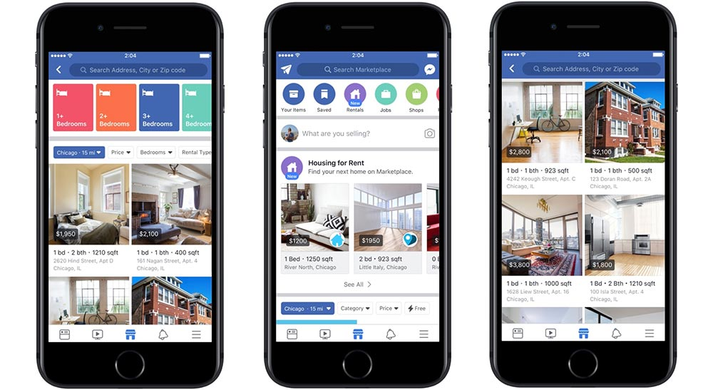 Facebook Marketplace for Letting Agents