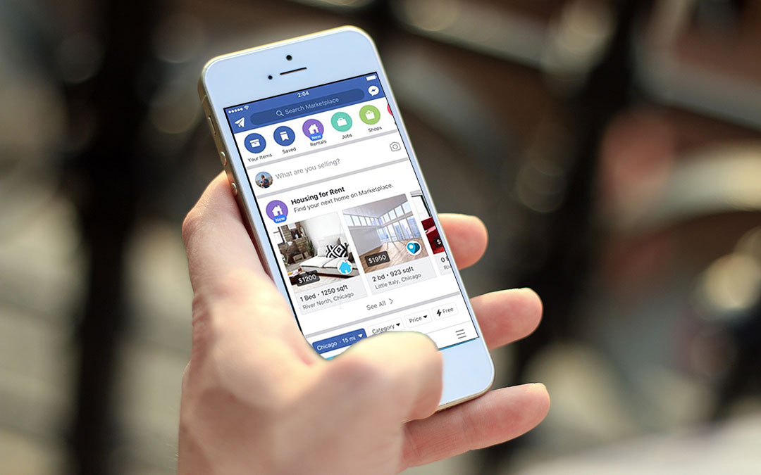 Facebook Marketplace Enters the UK Lettings Market