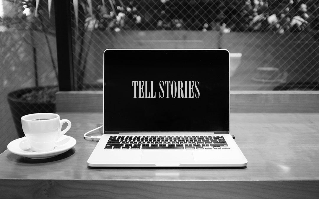 How to Tell Stories in Your Business