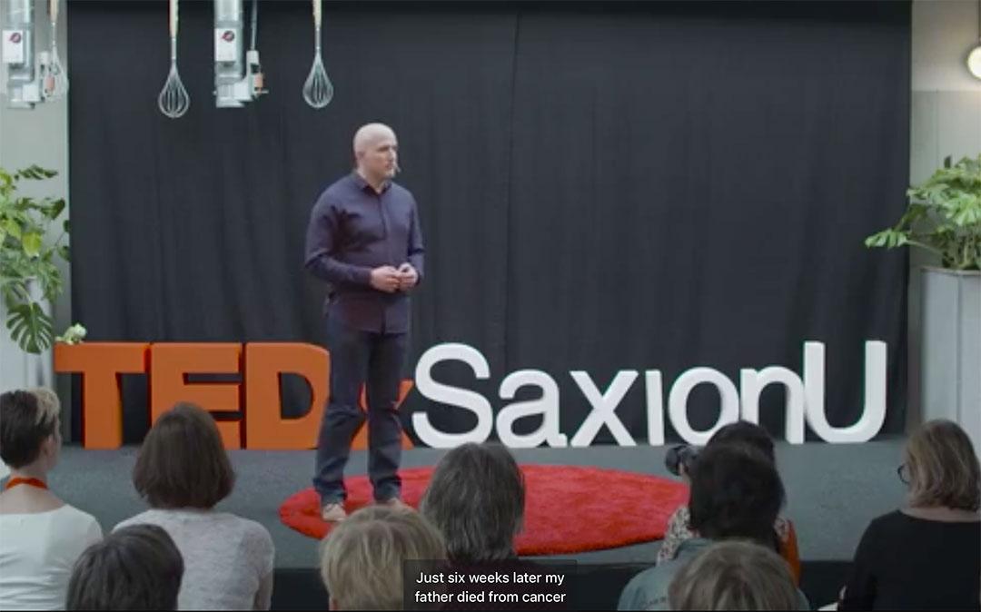 Neil Martin TEDx Speaker
